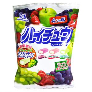 모리나가 하이츄 버라이어티 4가지맛(94g)