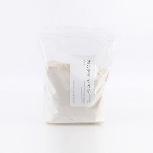명인명촌 백관실 앉은뱅이 밀가루(1kg)