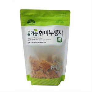 유기농 현미 누룽지(240g)