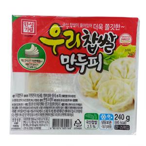 한성 우리찹쌀 만두피 (240g)
