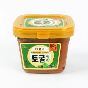 샘표 토굴숙성 된장으로 장맛 살린 토굴 쌈장(450g)