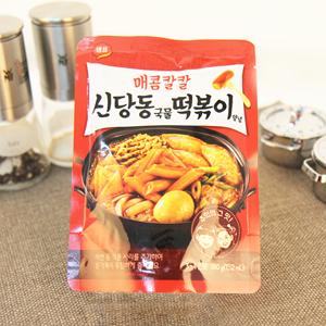 매콤칼칼 신당동국물 떡볶이 양념(180g)