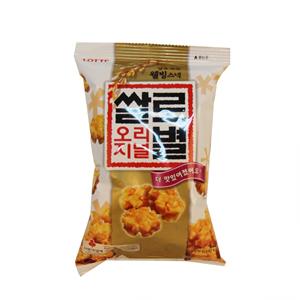 롯데 쌀로별 오리지널(78g)