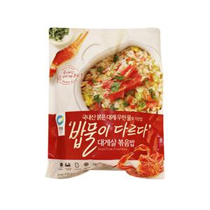 청정원 붉은대게살볶음밥 (420g)