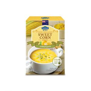 폰타나 뉴질랜드 콘치즈 수프 즉석지함(60g)