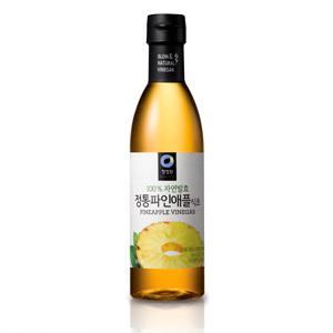 청정원 정통파인애플식초(560㎖)