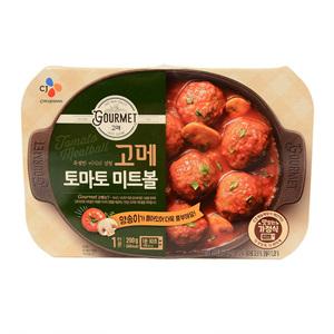 CJ 고메 토마토 미트볼(200g)