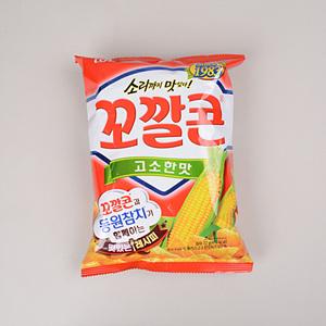 롯데 꼬깔콘 고소한맛(77g)