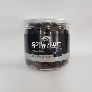 오가닉스토리 유기농건포도(230g)
