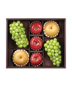 (45-01)현대명품 사과, 배 매