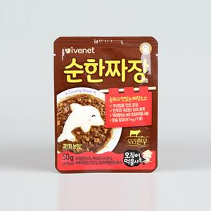 아기밀 우리아이 바로먹는 짜장소스(160g)