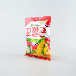 롯데 꼬깔콘 군옥수수맛(77g)