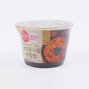 CJ 햇반 컵반 황태국밥(169.2g)