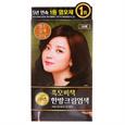 LG 리엔 흑모비책 크림염색 밝은갈색(3회)