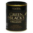 그린앤블랙 유기농 코코아(125g)