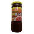 오뚜기 파인애플.버섯.야채 돼지불고기 양념(500g)