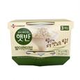 씨제이 햇반 발아현미밥(210G*3EA)