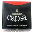달마이어 캡사 캡슐커피 에스프레소 디카페인(56g/5.6g*10개)