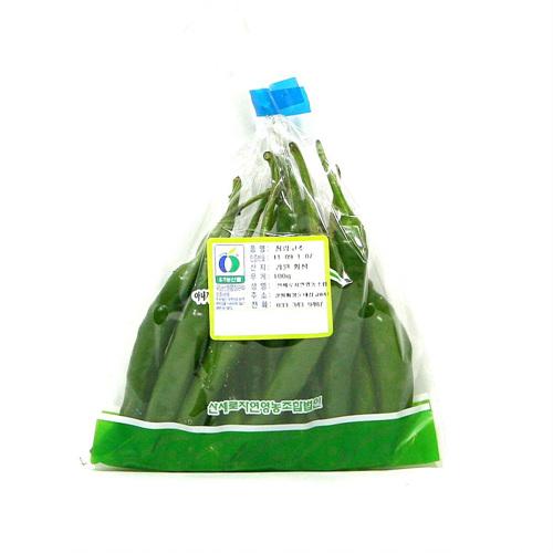 친환경 청양고추(봉)
