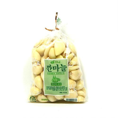 가나 깐마늘(400g)
