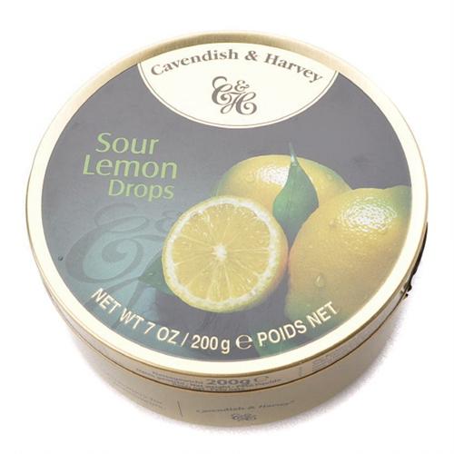캐빈디쉬 레몬맛(200g)