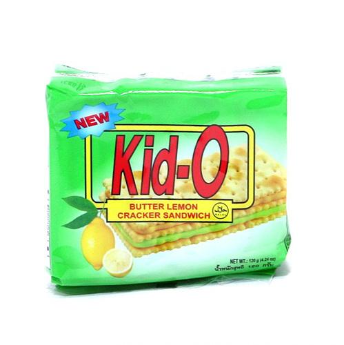 키도 버터레몬크래커(120g)