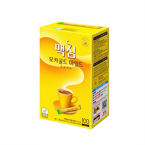 동서 맥심 모카골드 마일드 커피믹스(1,200g/12g*100개입)