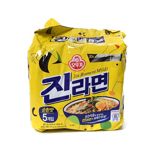 오뚜기 진라면순한맛(120g*5)