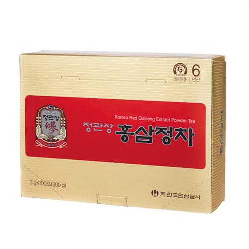 정관장 홍삼정차(3g*100포)