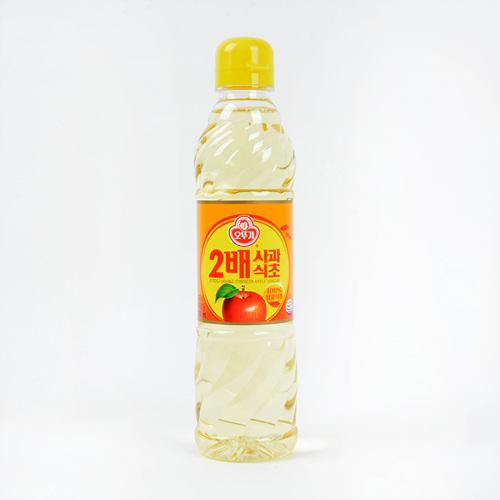 오뚜기 2배 사과식초(500ml)