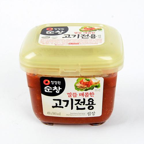 청정원 순창 고기전용 쌈장(450g)