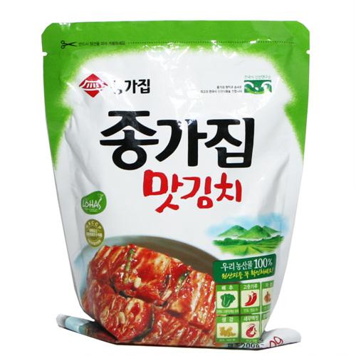 종가집 맛김치(500g)