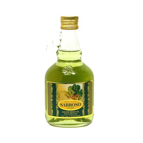 사브로소 포도씨유(500ml)