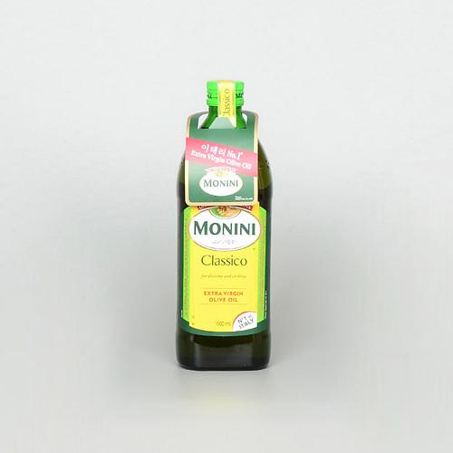 모니니 클라시코 엑스트라버진 올리브오일(1L)