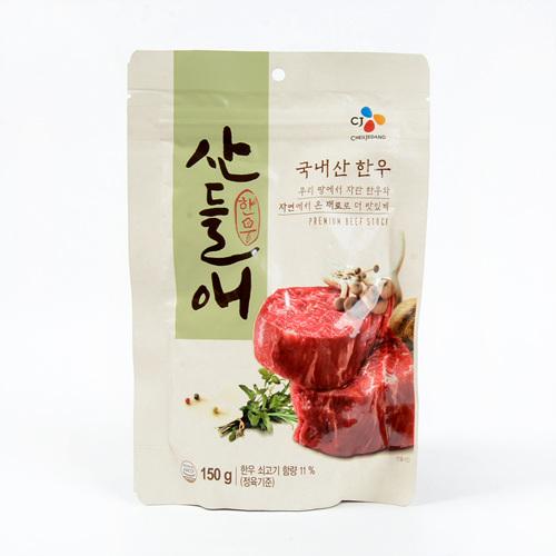 CJ 산들애 국내산 한우(150g)