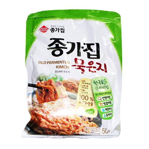 종가집 묵은지(500g)