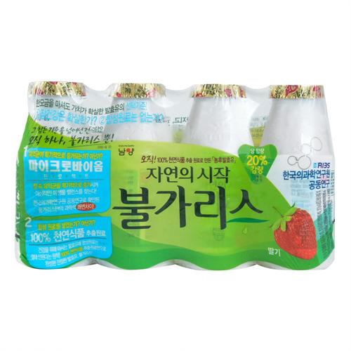 남양 자연의시작 불가리스딸기(150ml*4)
