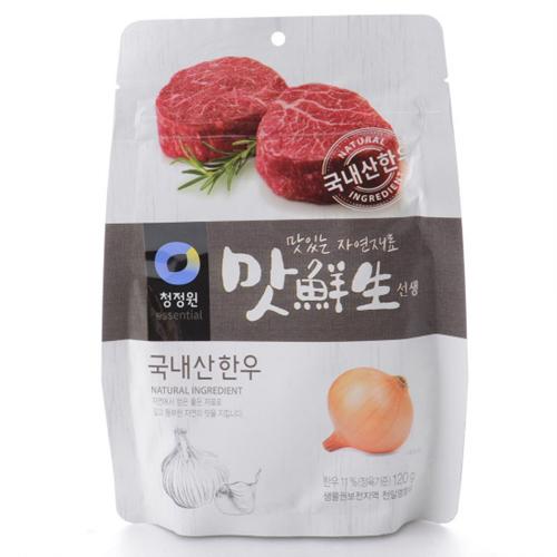 대상 청정원 맛선생쇠고기(120g)