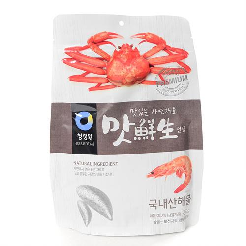 대상 청정원 맛선생 해물(250g)