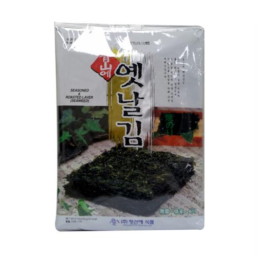 청산에 옛날김(20g*4봉)
