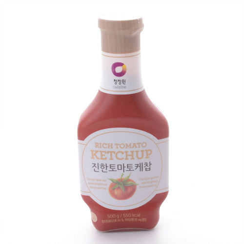 대상 청정원 진한케찹(500g)