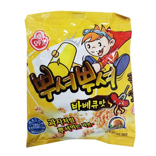 오뚜기 뿌셔뿌셔 바베큐맛(100g)