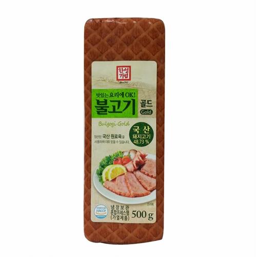 한성 불고기햄(500g)