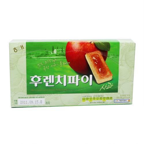 해태 후렌치파이 사과(192g)