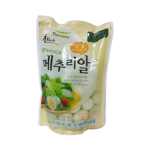 풀무원 깐메추리알(450g)