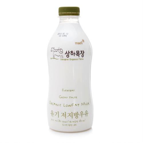 매일 상하목장 유기농 저지방우유(750ml)