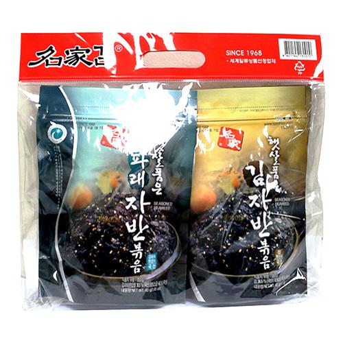 삼해 햇살품은 파래자반+김자반(40g*2입)