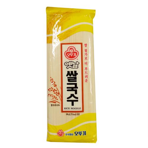 오뚜기 옛날 쌀국수(500g)