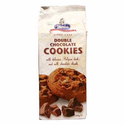 메르바 더블초콜릿 쿠키(200g)