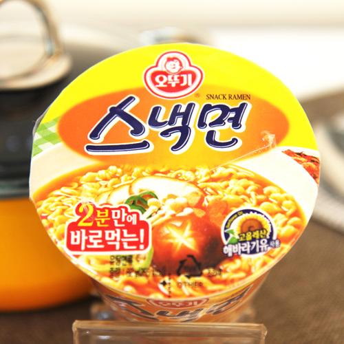 오뚜기 컵 스낵면(62g)